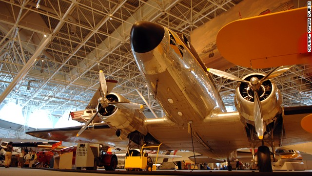 With more than 130 aircraft, highlights of this Ottawa museum include the nose section of an Avro Canada CF-105 Arrow, one of few remaining parts of the Canadian-built fighter jet.