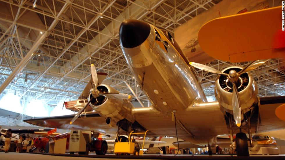 10. Museo del Espacio y la Aviación de Canadá