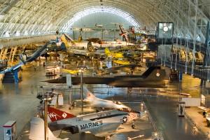 1. Museo Nacional del Aire y del Espacio de Smithsonian