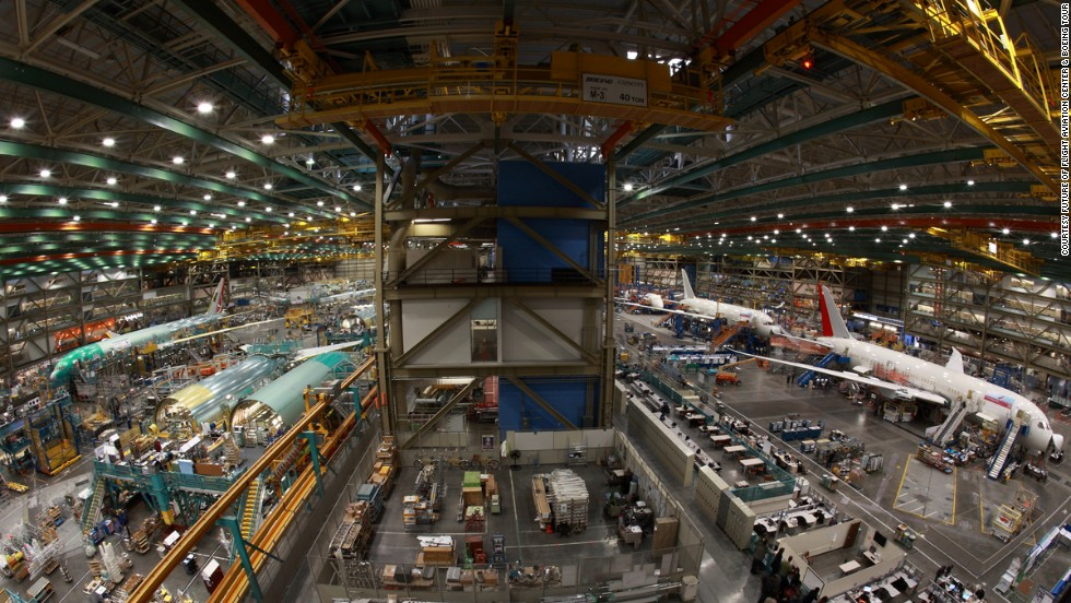 4. Future of Flight Aviation Center y Boeing Tour