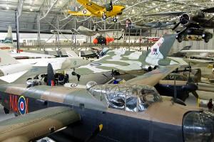 2. Museo de la Guerra Imperial de Duxford
