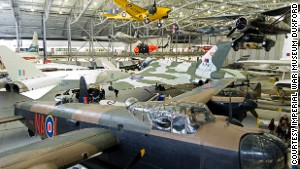Duxford: Where\'s the sign up to fly one of these classics?