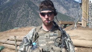 David Heath served in Iraq and Afghanistan.