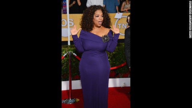 "Oprah Winfrey turned 60 on January 29 and said she is feeling healthy and strong. ""I no longer have to be concerned about what anyone thinks of me!"" <a href='http://www.huffingtonpost.com/2014/01/29/oprahs-birthday-turning-60_n_4681873.html' target='_blank'>the media star said on her birthday</a>. ""I'm turning 60, and I've earned the right to be just as I am. I'm more secure in being myself than I've ever been."""