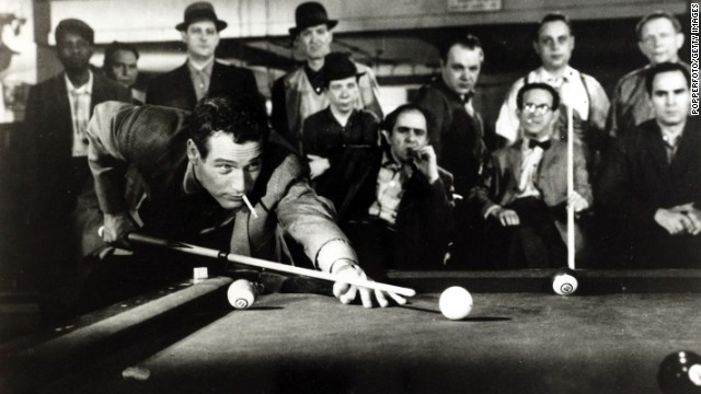 "The smoky, cool image surrounding Paul Newman's film ""The Hustler"" spurred pool's U.S. popularity in 1961. But portraying it as a sport of rogues has also given the pastime a black eye, say some billiard hall owners."