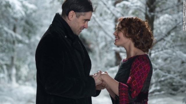 "<strong>""Winter's Tale""</strong> (February 14) Based on the Mark Helprin novel, this melodramatic, supernatural period piece features Colin Farrell and Jessica Brown Findlay and her character's bout of tuberculosis."