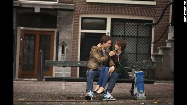 "<strong>""The Fault in Our Stars""</strong> (June 6) Shailene Woodley holds down this film adaptation too, along with Ansel Elgort. Although the film centers around two cancer patients falling in love, this tale has a decidedly un-saccharine edge."