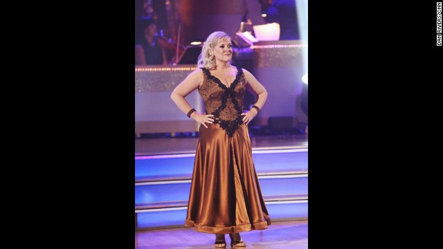 "<a href='http://marquee.blogs.cnn.com/2011/09/27/nancy-grace-has-oops-moment-on-dwts/' target='_blank'>HLN's Nancy Grace has flat-out denied</a> having a ""wardrobe malfunction"" during her tenure on ""Dancing With the Stars,"" but producers seemed to differ. During her performance of a quickstep in September 2011, Grace appeared to inadvertently flash viewers at home, leading the show to quickly cut away to the audience. Grace, however, thought their reaction was overkill: ""It was a little tiny movement,"" she later told People magazine. ""It did not equate to a wardrobe malfunction. I would be mortified."""