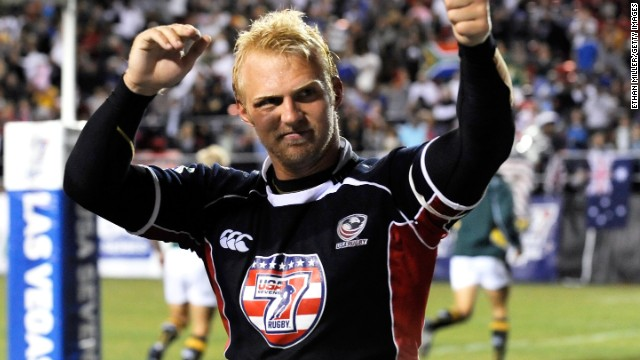 South Africa-born U.S. coach Matt Hawkins was a former standout for the Eagles during his playing days and has helped to school Isles in rugby tactics.