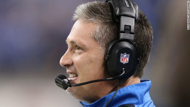 Detroit Lions coach Jim Schwartz was so impressed by Isles that he recruited the former track athlete on a practice contract last December.