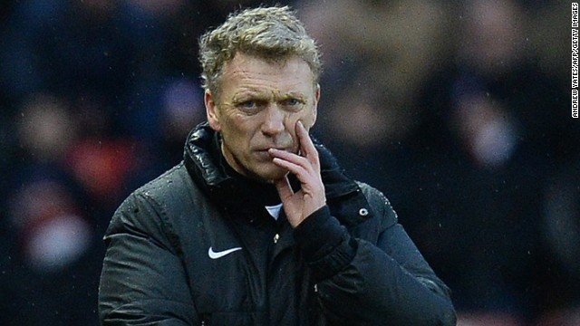 David Moyes was left with plenty to ponder after Manchester United's first league defeat against Stoke since 1984.