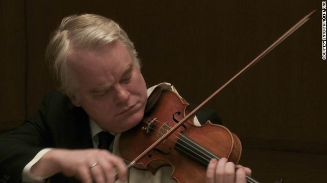 "Hoffman appears in 2012's ""A Late Quartet."" He reportedly learned how to play the violin during his role as a member of a string quartet. He told the Huffington Post that ""I really got into the violin thing, because it's not acting, and I got off on that."""