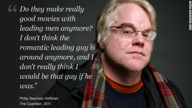 Philip Seymour Hoffman in his own words