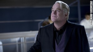Philip Seymour Hoffman appears in 2013's