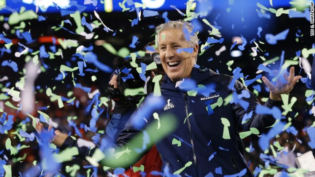 Seattle wins Super Bowl XLVIII
