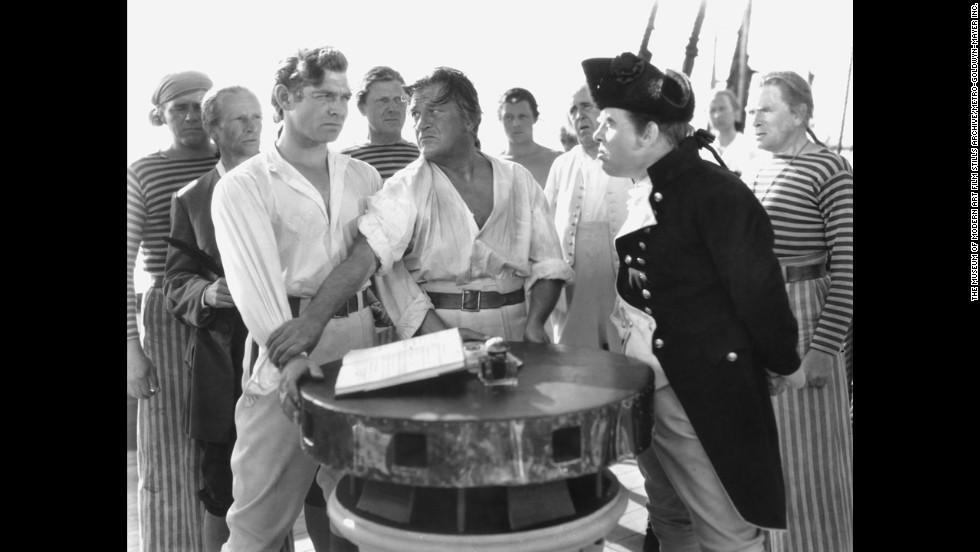 'Motín a bordo' (1935)