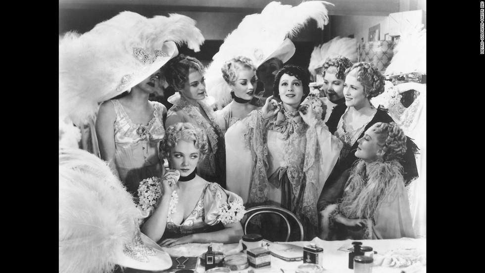 'El gran Ziegfeld' (1936)