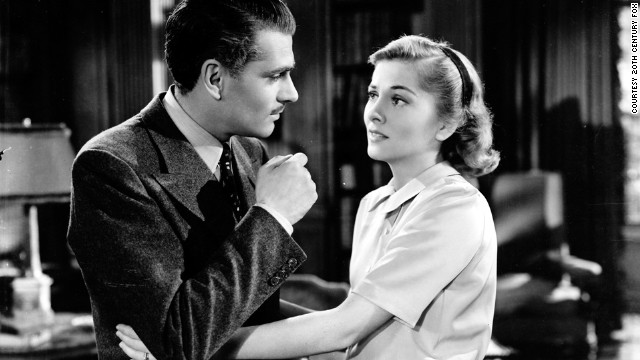 "After ""Gone With the Wind,"" producer David O. Selznick scored again with another adaptation of a best-seller, Daphne du Maurier's ""Rebecca."" He brought Alfred Hitchcock from Britain to direct Laurence Olivier and <a href='http://www.cnn.com/2013/12/16/showbiz/joan-fontaine-obit/'>Joan Fontaine</a> in a tale of a shy young woman living in the shadow of her husband's first wife. ""Rebecca"" was not only Hitchcock's first American film, but also his only one to win a best picture Oscar."