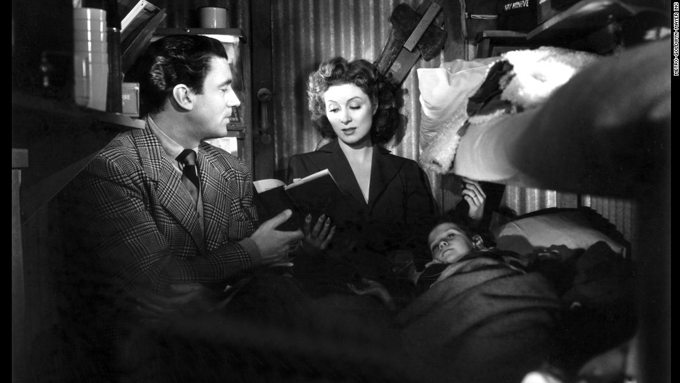 'La señora Miniver' (1942)