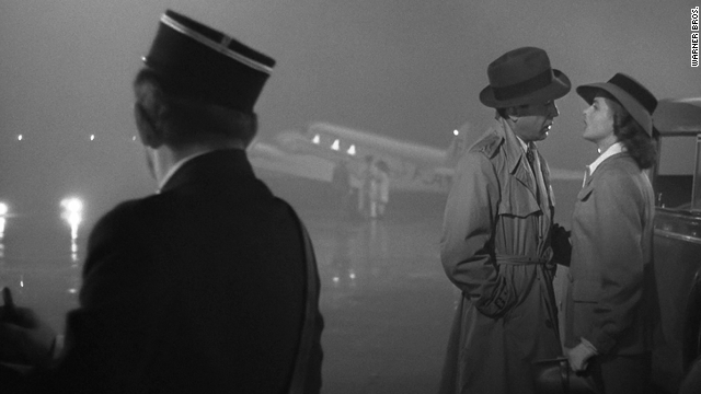 "We'll always have Bogart and Bergman, aka Rick and Ilsa, in Michael Curtiz's ""Casablanca."" Nobody at Warner Bros. expected this movie, based on an unproduced play, ""Everybody Comes to Rick's,"" to be a classic when it came out, but the <a href='http://www.afi.com/100Years/movies10.aspx' target='_blank'>American Film Institute ranked this best picture winner as the third-greatest U.S. film</a> more than 60 years later."
