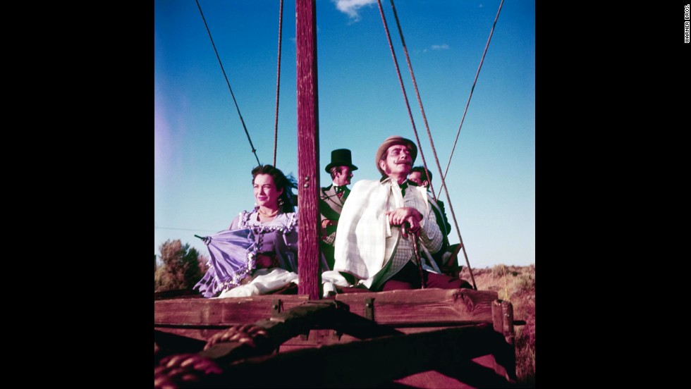 'La vuelta al mundo en 80 días' (1956)