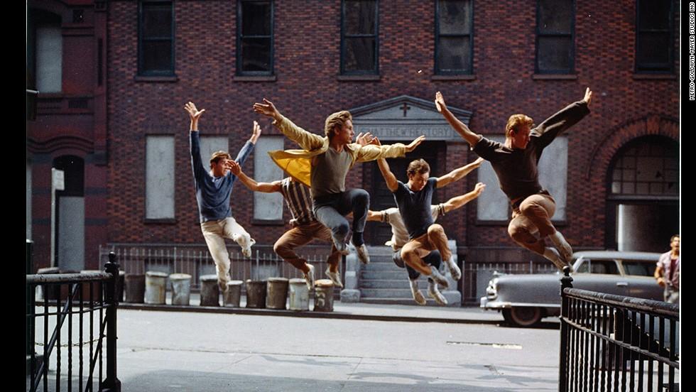 'Amor sin barreras' (1961)