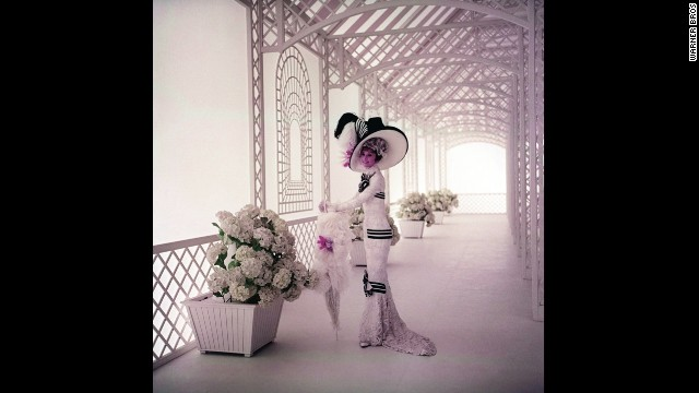 "Julie Andrews' fans were upset when the original Broadway star of ""My Fair Lady"" wasn't chosen for the film of the Lerner-Loewe musical. Audrey Hepburn may not have been convincing as a guttersnipe in the opening scenes of George Cukor's best picture winner, but no one could deny she was ravishing in Cecil Beaton's costumes once Eliza Doolittle had been transformed into a swan."