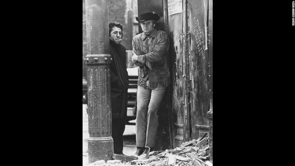 'Cowboy de media noche' (1969)