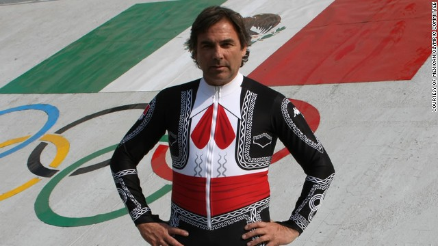 Von Hohenlohe will celebrate Mexican culture by taking to the slopes in a costume inspired by Mariachi singers.