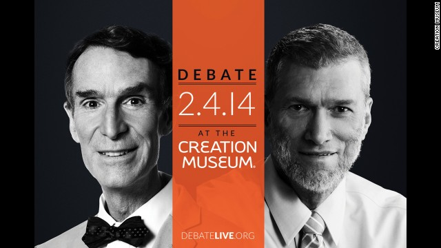 Bill Nye: Why I'm debating creationist Ken Ham