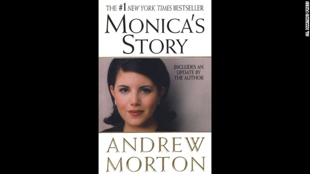 "<a href='http://www.amazon.com/Monicas-Story-Andrew-Morton/dp/0312240910' target='_blank'>""Monica's Story,""</a> by Andrew Morton"