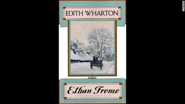 "<a href='http://www.amazon.com/Ethan-Frome-Edith-Wharton/dp/B005GNLCQC/ref=sr_1_1?s=books&ie=UTF8&qid=1331915472&sr=1-1' target='_blank'>""Ethan Frome,""</a> by Edith Wharton"