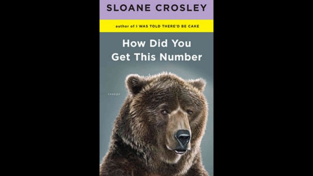 "<a href='http://www.amazon.com/How-Did-You-This-Number/dp/B005ZO5PD8/ref=pd_cp_b_0' target='_blank'>""How Did You Get This Number,""</a> by Sloane Crosley"