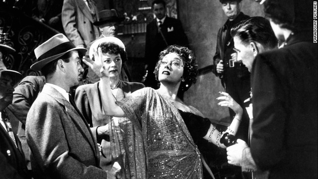 "She's ready for her close-up, Mr. DeMille.<strong> ""Sunset Blvd.,""</strong> starring Gloria Swanson, was nominated for 11 Academy Awards after it was released in 1950. (Available now.)"