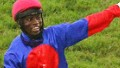 S. African jockey shakes up racing