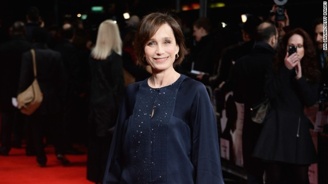 """The English Patient"" helped to firmly establish her as a movie star, but Kristin Scott Thomas sounds like she may have lost patience with the industry. She told The Guardian in January about her 2013 realization that she ""cannot cope with another film. ... I just suddenly thought, I can't do it any more. I'm bored by it."""