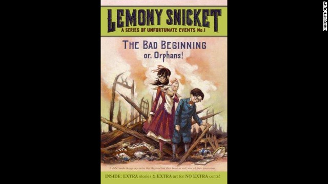 'A Series of Unfortunate Events #1' by Lemony Snicket