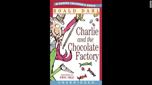 'Charlie and the Chocolate Factory' by Roald Dahl