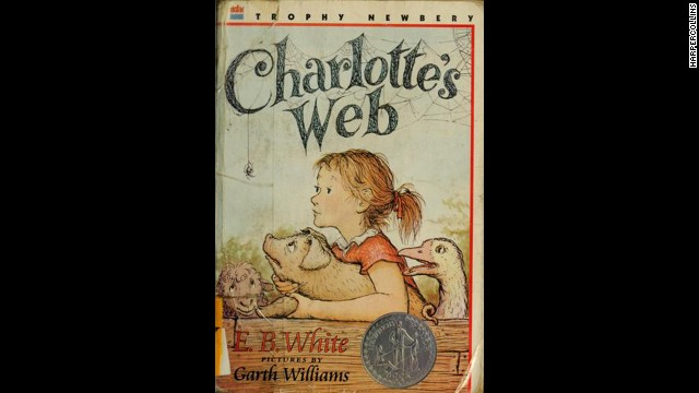 'Charlotte's Web' by E.B. White