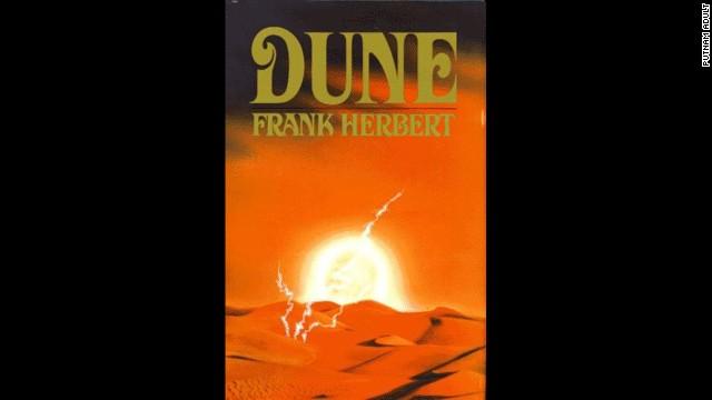 'Dune' by Frank Herbert