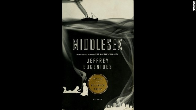 'Middlesex' by Jeffrey Eugenides