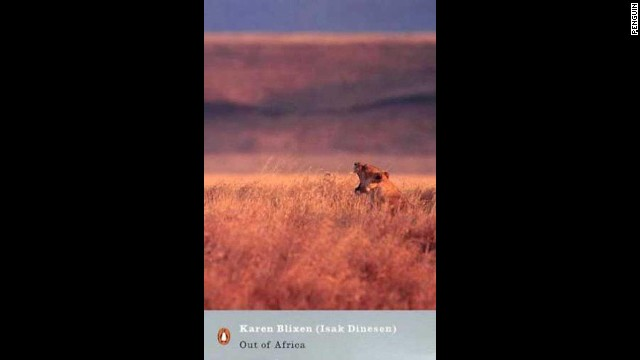 'Out of Africa' by Isak Dinesen