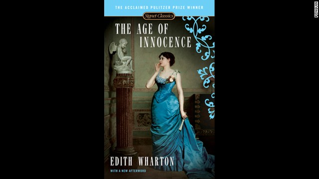 'The Age of Innocence' by Edith Wharton