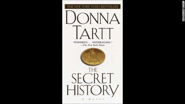 'The Secret History' by Donna Tartt