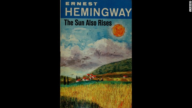 'The Sun Also Rises' by Ernest Hemingway