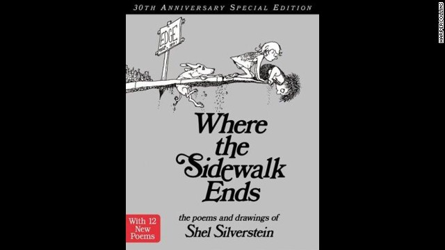 'Where the Sidewalk Ends' by Shel Silverstein