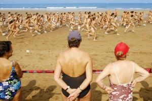 Carrera nudista de Sopelana (España)