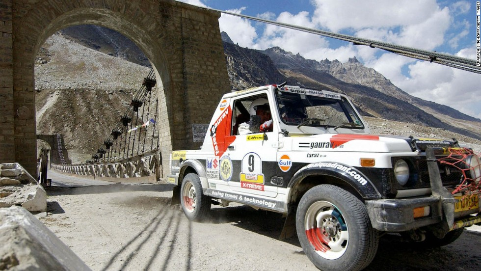 Rally de los Himalayas (India)