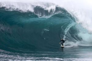 Surfeo del Shipstern Bluff (Australia)