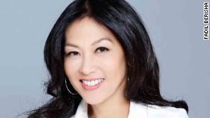 Amy Chua, co-author of \
